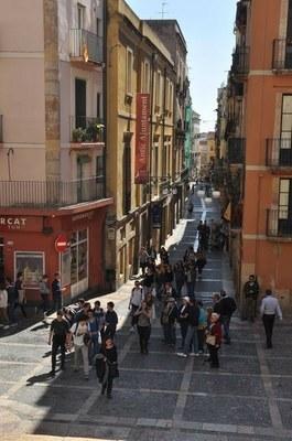 Tarragone la vieille ville